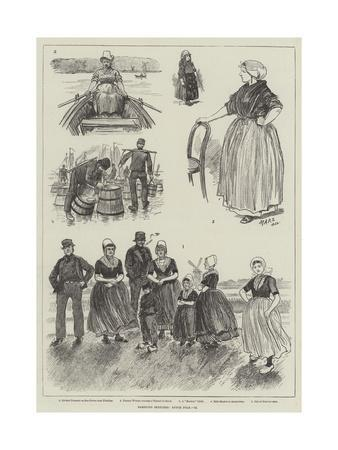 Rambling Sketches, Dutch Folk