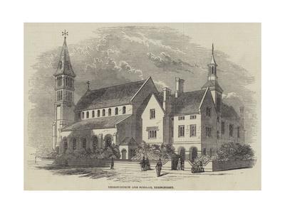 Christchurch and Schools, Bermondsey