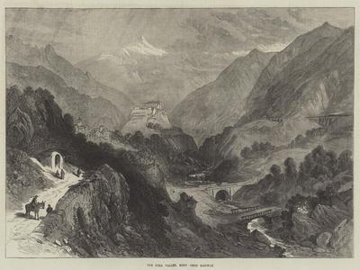 The Dora Valley, Mont Cenis Railway