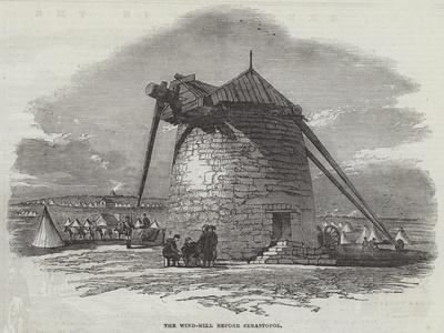 The Wind-Mill before Sebastopol