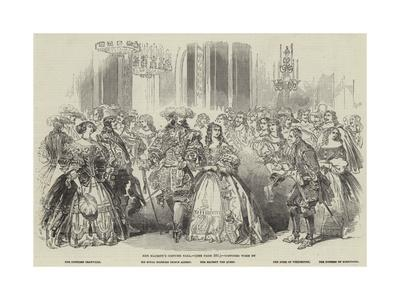Her Majesty's Costume Ball
