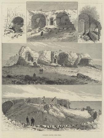 Sandown Castle, Near Deal