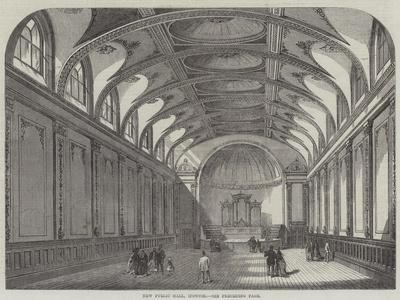 New Public Hall, Ipswich