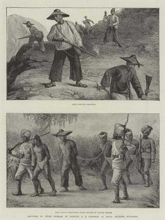 Sketches in Upper Burmah
