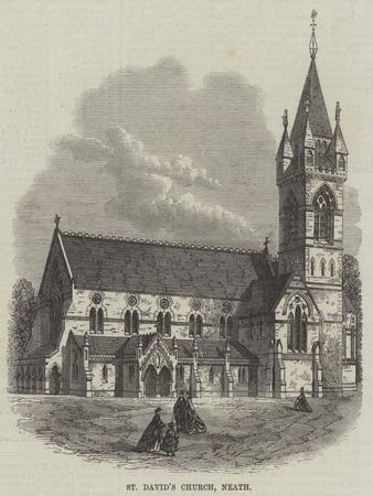 St David's Church, Neath