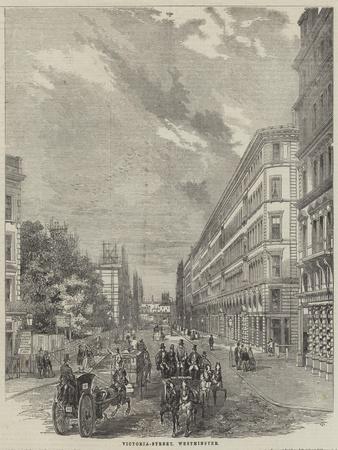 Victoria-Street, Westminster