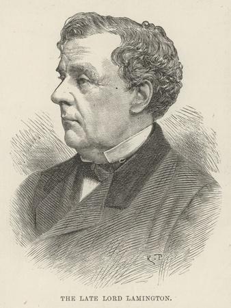 The Late Lord Lamington