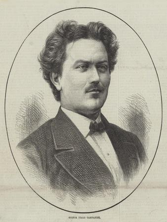 Signor Italo Campanini