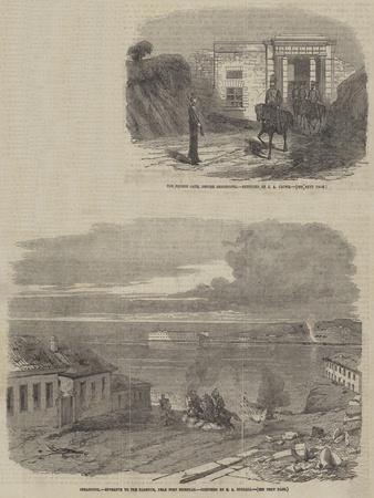 Sketches in Sebastopol