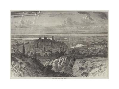 Lancaster from the Moor