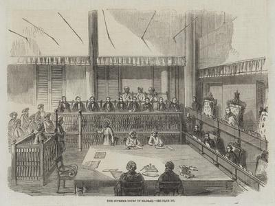 The Supreme Court of Madras
