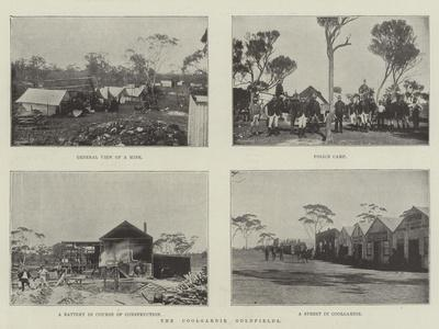 The Coolgardie Goldfields