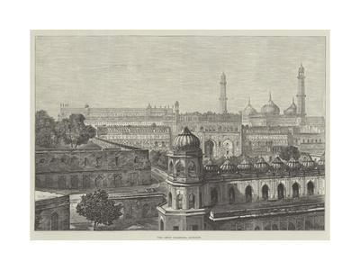 The Great Imambara, Lucknow