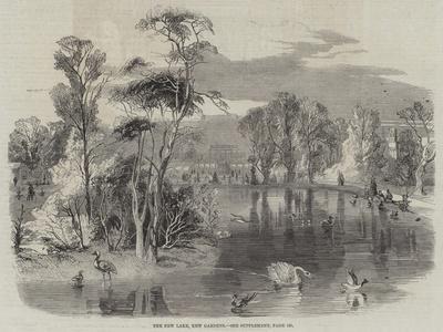 The New Lake, Kew Gardens