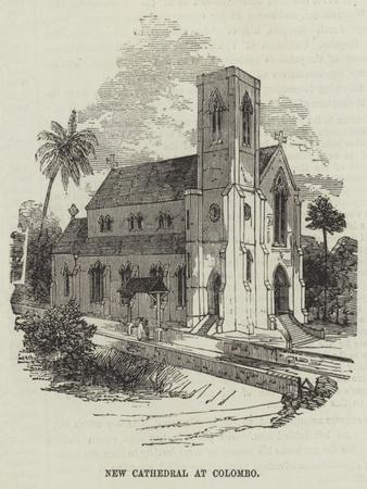 New Cathedral at Colombo
