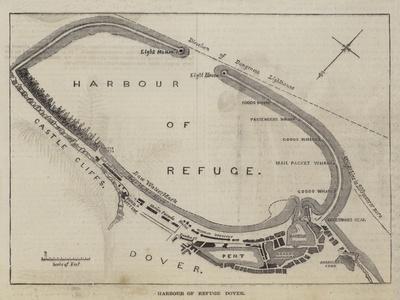 Harbour of Refuge, Dover