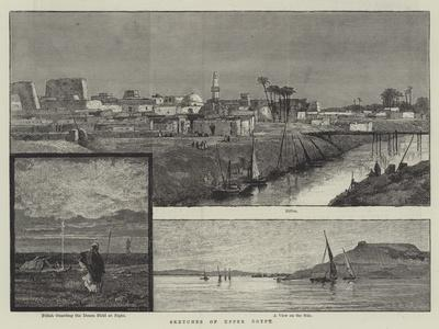 Sketches of Upper Egypt