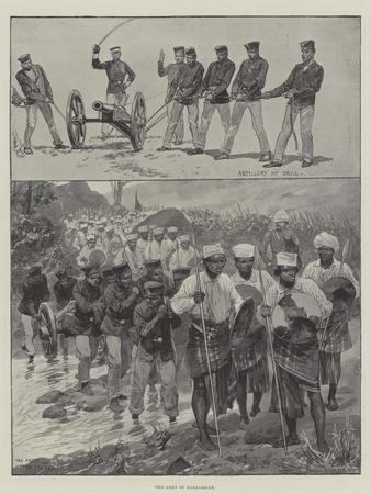 The Army of Madagascar