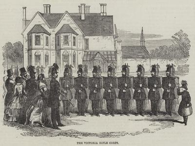 The Victoria Rifle Corps