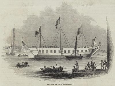 Launch of the Gloriana