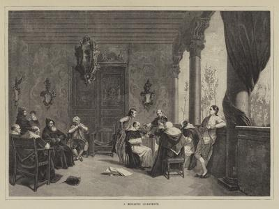 A Monastic Quartette