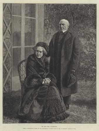Mr and Mrs Gladstone