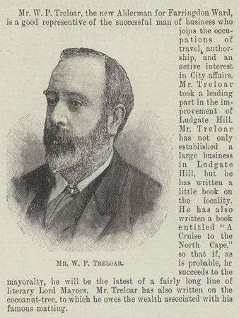 Mr W P Treloar