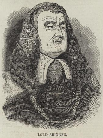 Lord Abinger