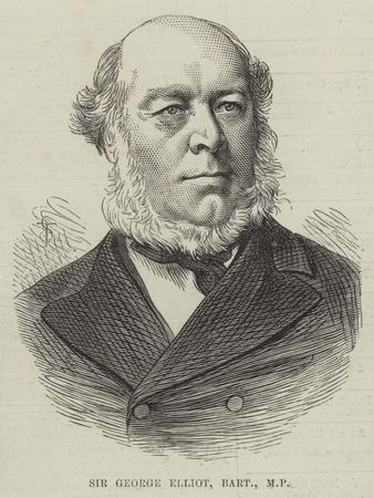 Sir George Elliot