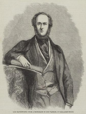 Lord Ravensworth