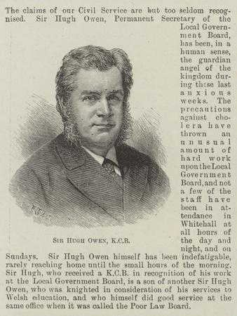 Sir Hugh Owen