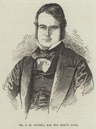 Mr J H Gurney