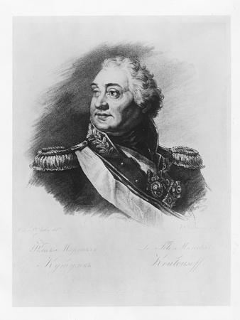 Prince Mikhail Illarionovich Golenischev-Kutuzov