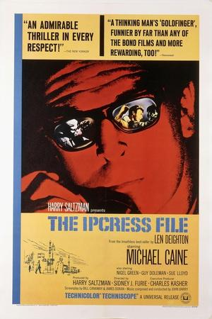 The Ipcress File, 1965
