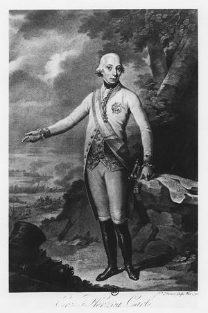 Charles, Archduke of Austria, 1798