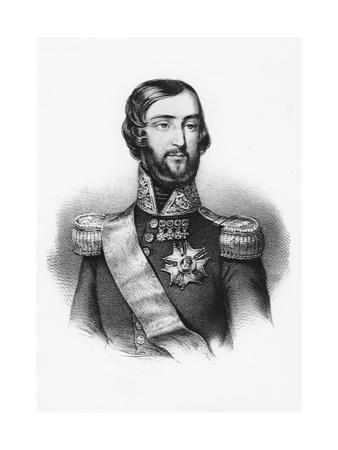 Francois D'Orléans, Prince of Joinville