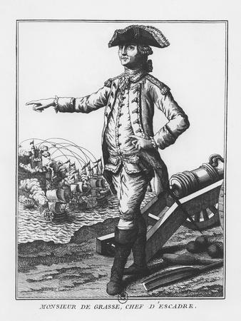 François-Joseph Paul, Comte De Grasse
