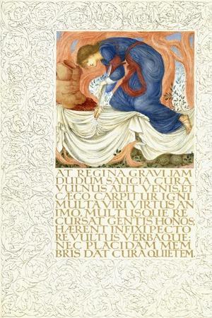 Aeneas and the Sibyl of Caumae, 1874-C.1919