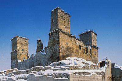 Castle of Diosgyor, Miskolc, Hungary, 14th-15th Century
