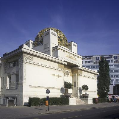 Joseph Maria Olbrich: Secession Building in Vienna, 1897