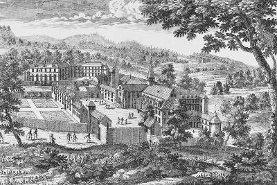 Port-Royal-Des-Champs Abbey, France, 18th Century