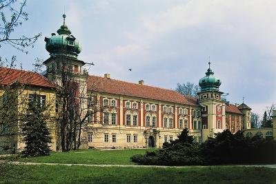 Lubomirski Palace, Stet, Poland, 17th Century