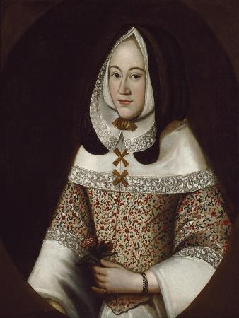 Jane, First Wife of John Tradescant the Younger, C.1630