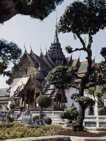 Grand Palace in Bangkok, Bangkok, Thailand, 18th Century