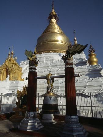 Kuthodaw Pagoda, Mandalay, Myanmar (Burma), 19th Century