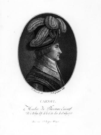 Lazare Nicolas Graf Carnot, 1884-90