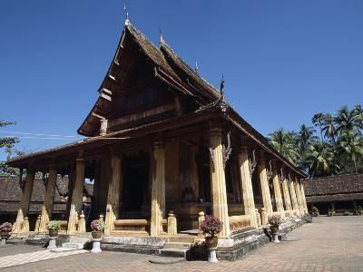 Wat Si Saket, Vientiane (Viangchan), Laos, 19th Century