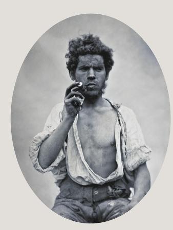 Irish Labourer, C.1858