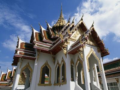 Wat Yannawa, Temple Built During Ayutthaya Period, Thailand, Bangkok