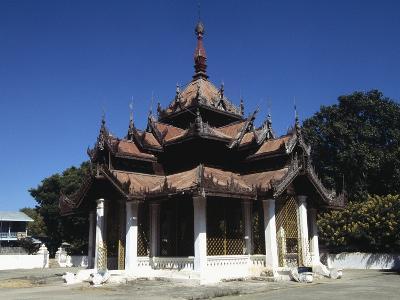 Bell Pagoda, Mingun, Near Mandalay, Myanmar (Burma), 19th Century
